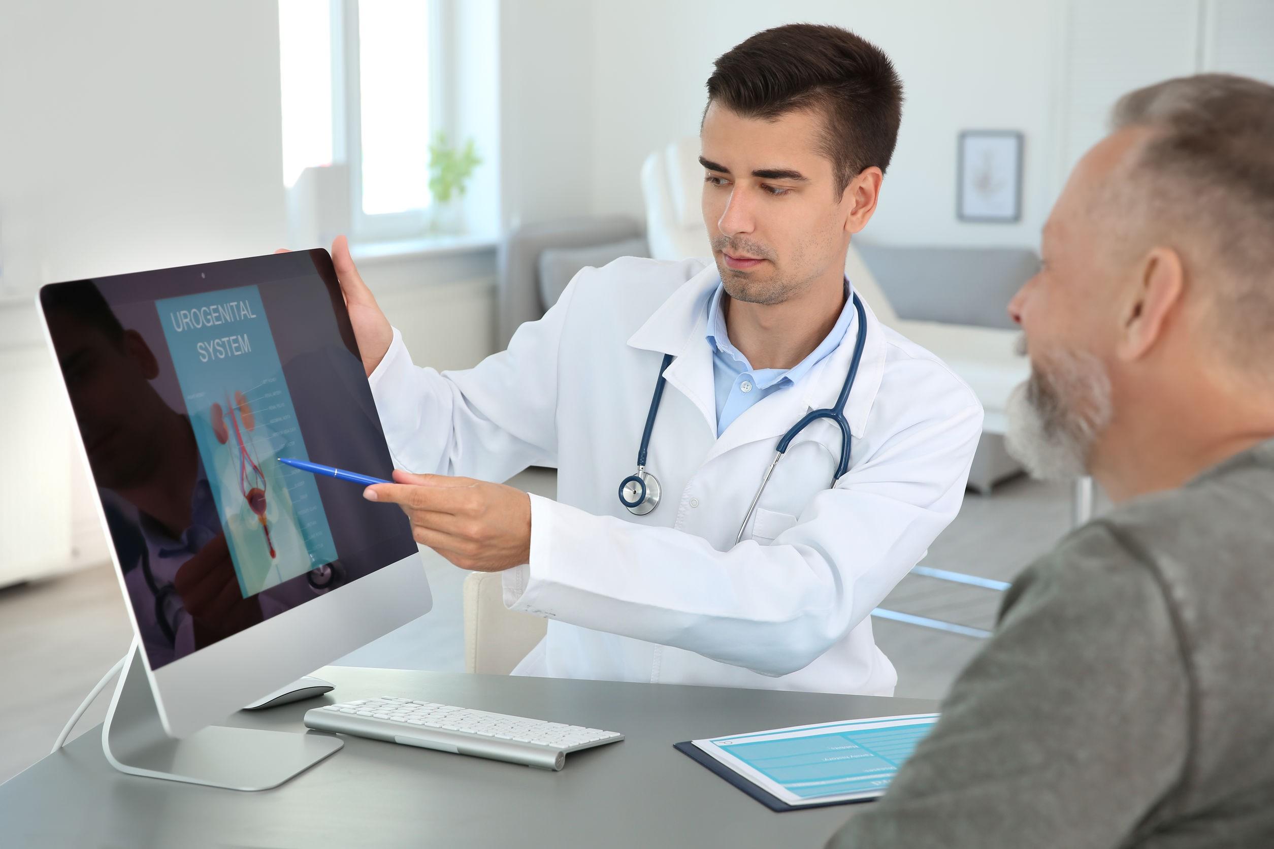 Arts legt prostaatkanker uit