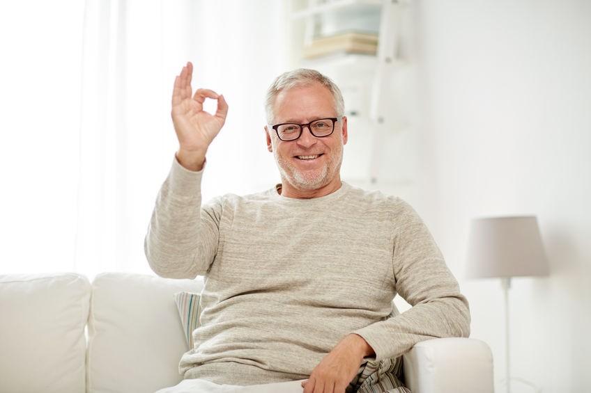 Na behandeling van prostaatkanker